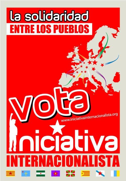 Vota Iniciativa Internacionalista