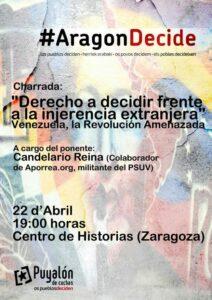 venezuela aragon decide