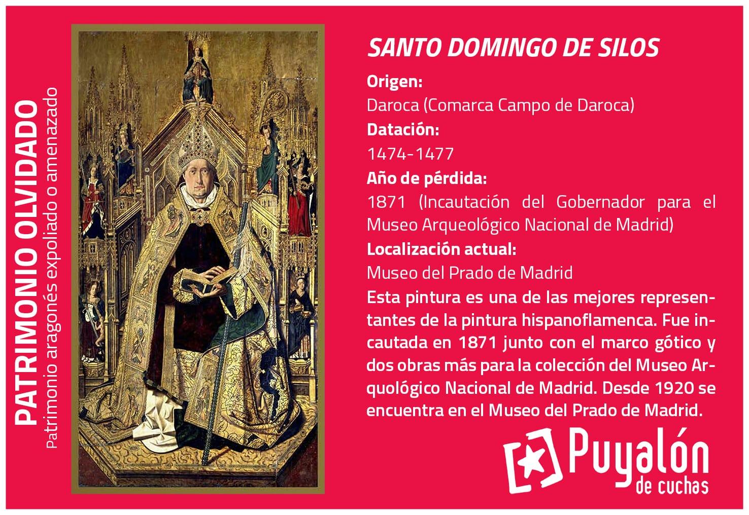 Santo Domingo de Silos Daroca