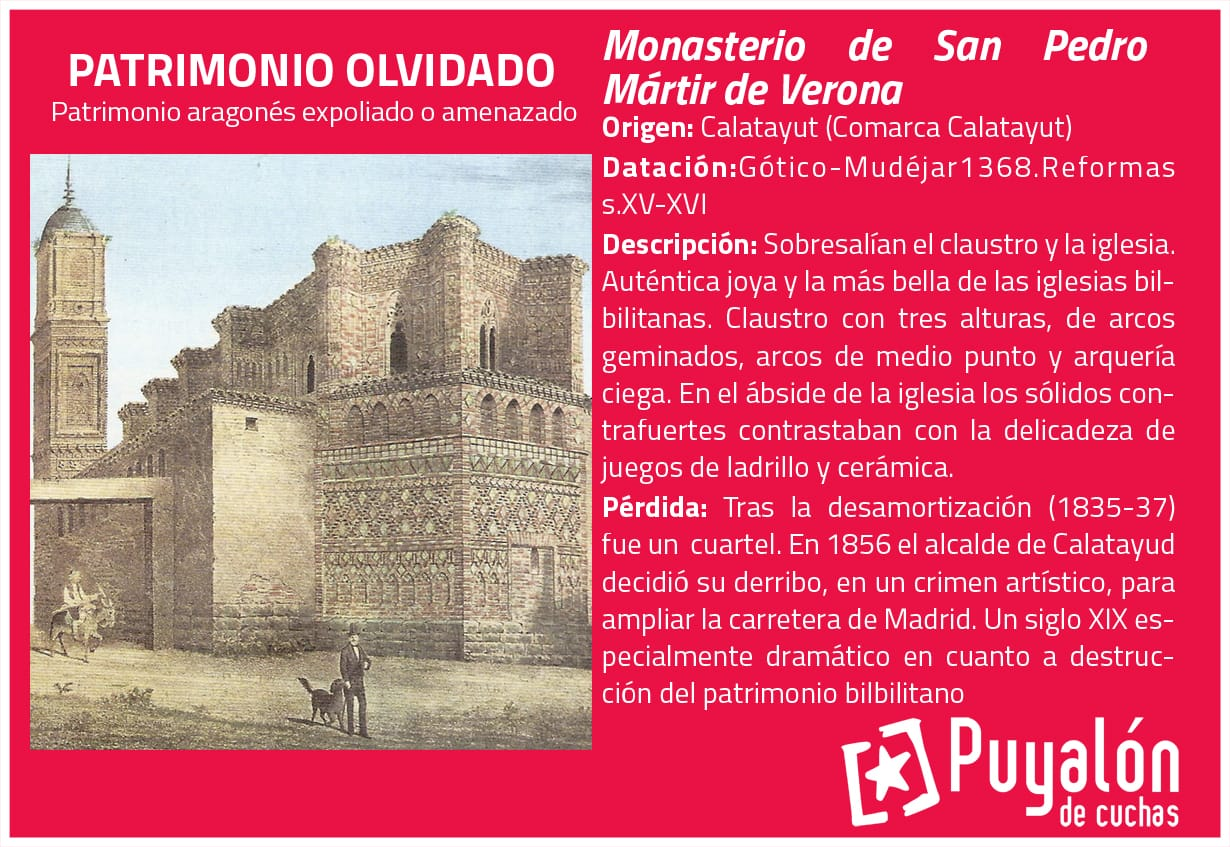 Patrimonio desparecido calatayud