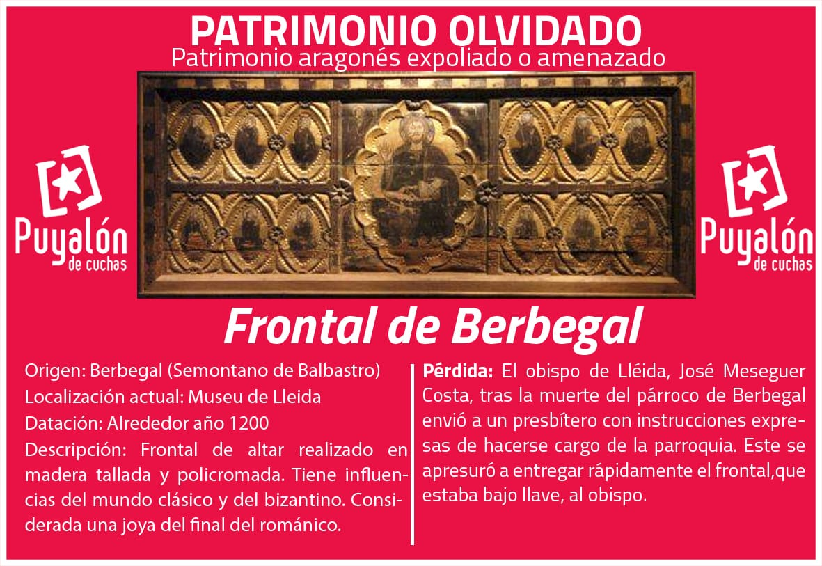 FRONTAL DE BERBEGAL