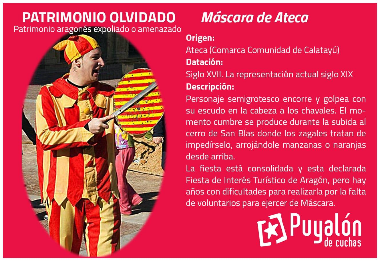 Máscara de Ateca