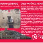 casco histórico de Borja