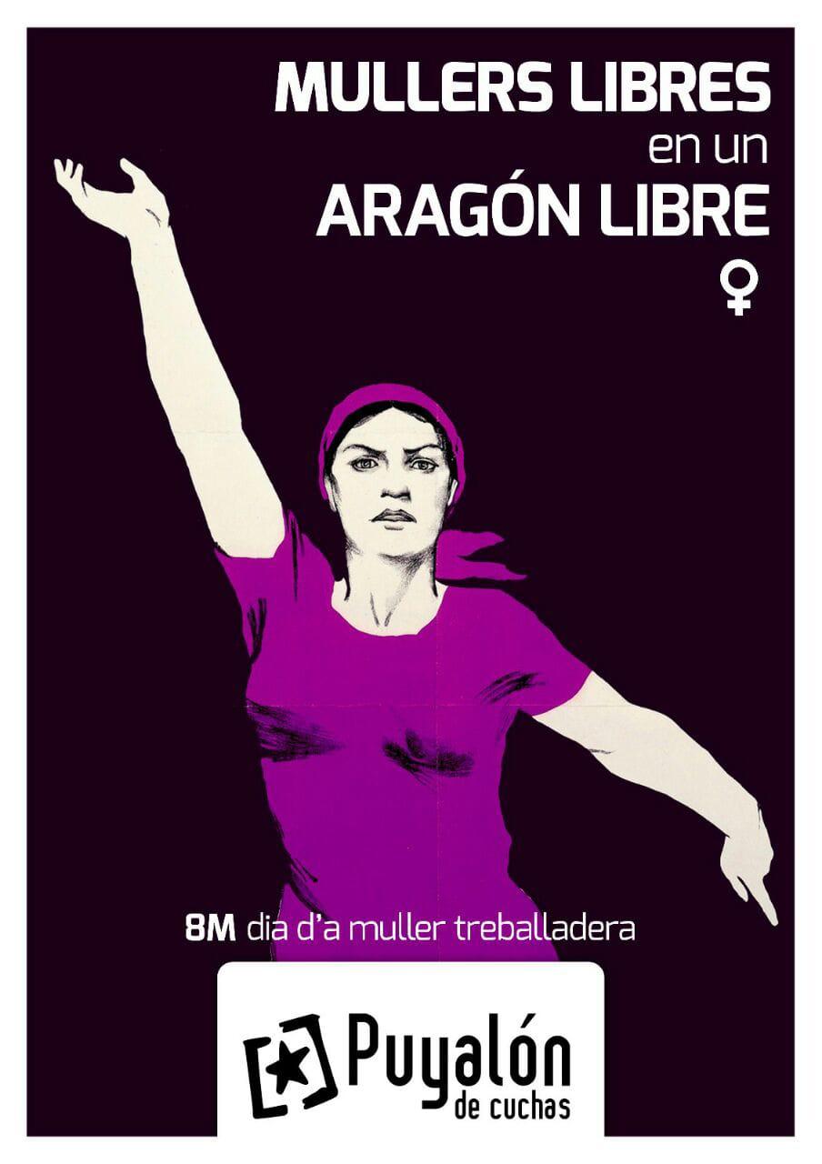 8 marzo día de la mujer feminista