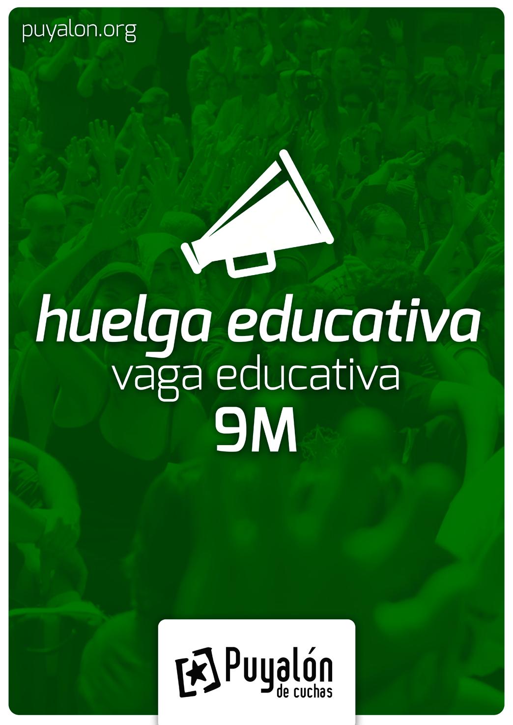 educación pública huelga