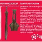 espada pistiliforme Alhama de Aragón