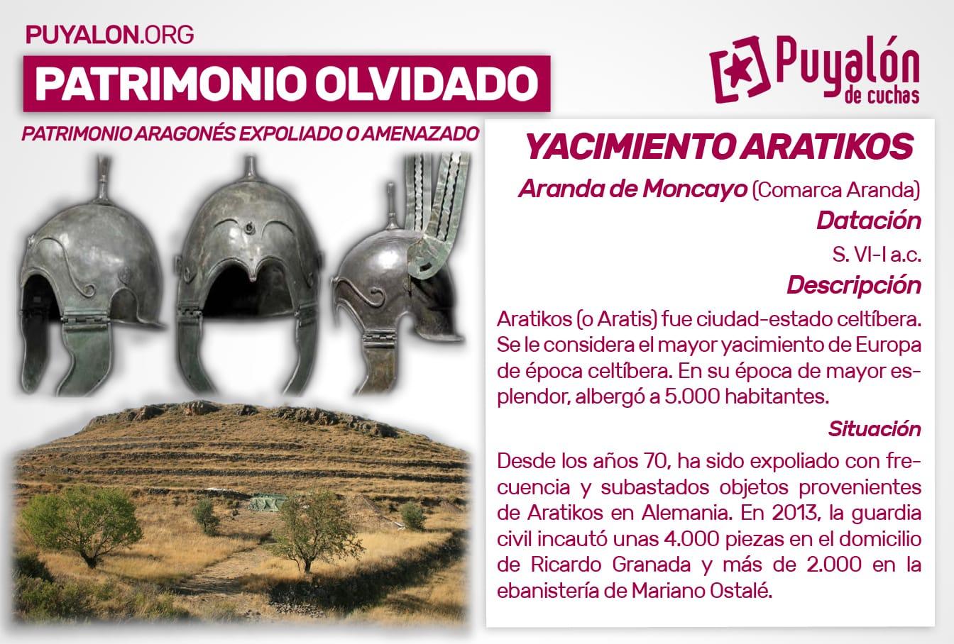 Yacimiento de Aratikos