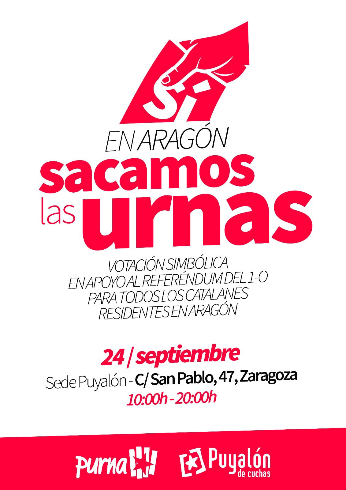 Referendum cataluña apoyo