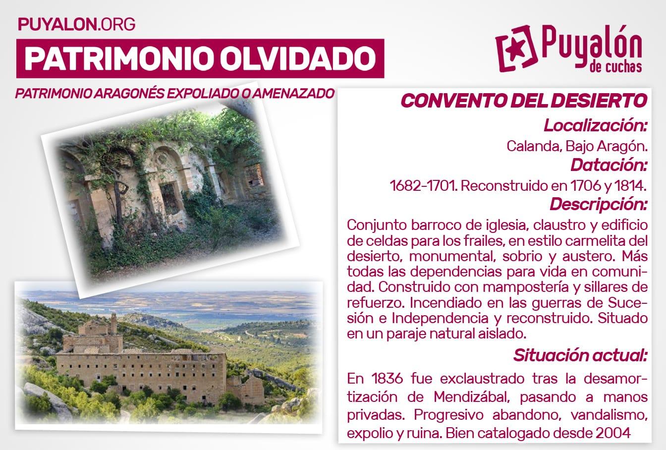 Convento del Desierto Calanda