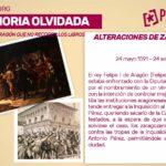 Alteraciones de Zaragoza 1591